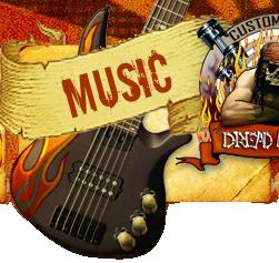 Dread Meister - Music